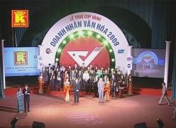 Lễ trao Cúp Vàng DNVH