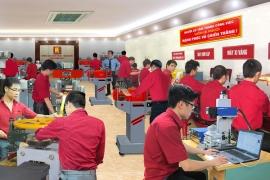 Xưởng sản xuất trang sức!