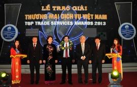 Lễ trao giải Thương mại Dịch vụ Việt Nam!
