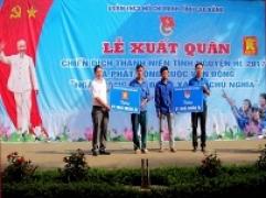 Kim Tín tặng 3 ngôi nhà Nhân ái và 100 suất quà từ thiện