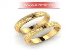 Nhẫn đôi vàng tây - ta cùng mơ ngôi nhà hạnh phúc