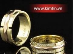 Kim Tín giới thiệu Bộ sưu tập nhẫn cưới ĐỒNG HÀNH