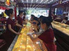Thông tin thị trường vàng sáng 21.9.2017: Vàng quay đầu giảm