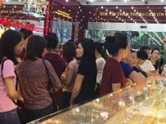 Thông tin thị trường vàng sáng 22.9.2017: Vàng thế giới giảm mạnh