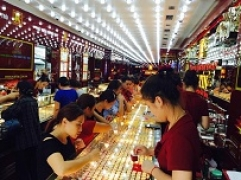 Thông tin thị trường vàng sáng 21.6.2018: Vàng tiếp đà giảm giá