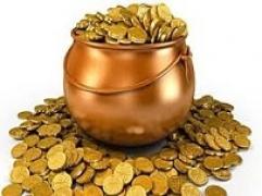 Giá vàng trong nước tăng dữ dội, quá ngưỡng 55 triệu mỗi lượng