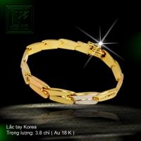 Lắc tay vàng 18 K