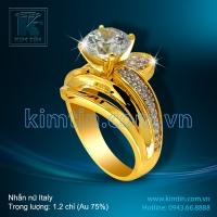 Nhẫn nữ Italy
