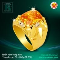 Nhẫn nam vàng 14k